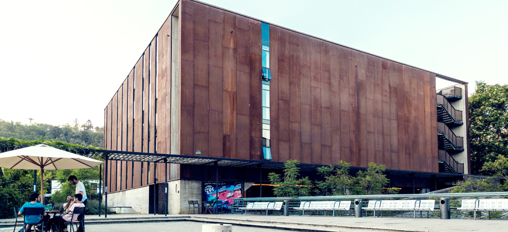 Edificio Instituto de Estudios Urbanos y Territoriales