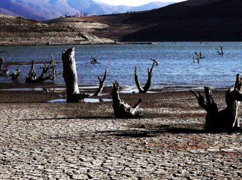 La crisis hídrica que seca las cuencas de Chile