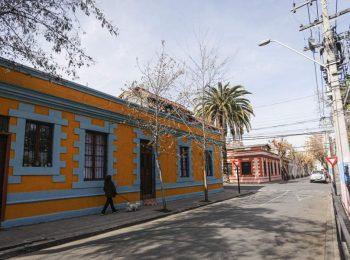 Plazas, luminarias y fachadas: con $ 20 mil millones buscan mejorar el rostro de la comuna de Santiago