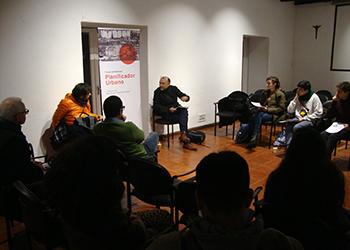 Miércoles de tertulia: estudiantes de planificación urbana realizaron conversatorio sobre accesibilidad universal