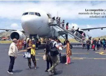 El Mercurio | Gobierno toma primeras medidas para evitar la sobrecarga demográfica en Isla de Pascua