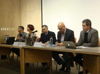 IEUT y CEDEUS realizaron semianario conjunto sobre crecimiento urbano y movilidad