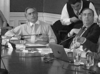 Ex Congreso Nacional: Docentes del Instituto de Estudios Urbanos y Territoriales PUC expusieron estudio sobre Capacidad de Carga Demográfica de Isla de Pascua