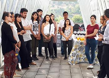 Estudiantes provenientes de México, Bolivia, Perú, Paraguay y Chile se integraron este 2018 al IEUT