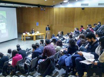 Con éxito se desarrolló la Conferencia Internacional «Marginalidad Urbana y Efectos Institucionales»