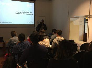 IEUT dio inicio a Jornadas de Planificación Urbana UC