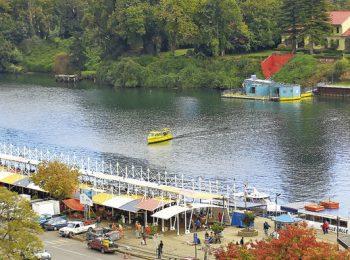 Los otros puentes que espera Valdivia