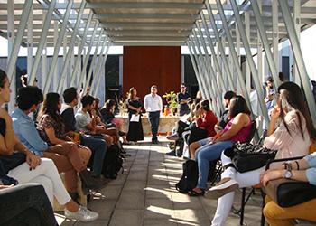 Instituto de Estudios Urbanos y Territoriales dio la bienvenida a sus nuevos estudiantes de postgrado