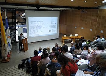 Alta convocatoria y participación marcaron la XV versión del Seminario Internacional de la Red Iberoamericana de Investigadores sobre Globalización y Territorio (RII)