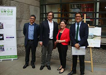 Fundación Mi Parque e Instituto de Estudios Urbanos UC realizaron seminario sobre recuperación participativa de áreas verdes