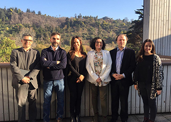 Vicepresidente del Senado, Alfonso De Urresti, encabezó seminario sobre humedales urbanos organizado por CEDEUS