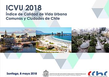 Académico Arturo Orellana y Cámara Chilena de la Construcción dieron a conocer los resultados del ICVU 2018