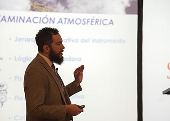 Kay Bergamini expone en Jornada de Investigación: Ciencia para una mejor industria