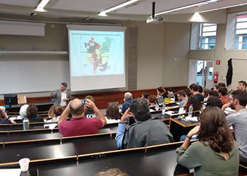 Profesores del Instituto de Estudios Urbanos UC exponen en Seminario Internacional sobre Áreas Metropolitanas