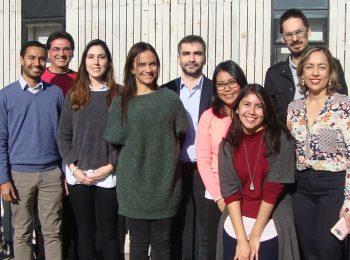 Instituto de Estudios Urbanos y Territoriales UC recibió nuevos alumnos para sus programas de Magíster