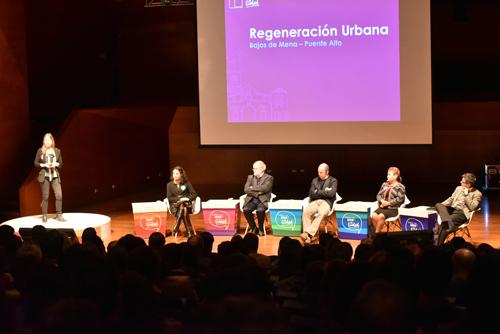IEUT participó en el Seminario MINVU sobre Regeneración Urbana
