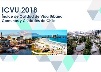 Índice de Calidad de Vida Urbana (ICVU) 2018