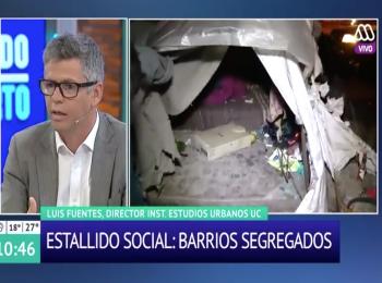 Mega: Descontento social en Chile