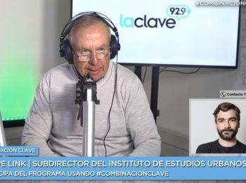 Entrevista radial por viviendas sociales en Las Condes