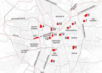 Excepciones a la normativa urbana local y sus efectos en la conducción de los procesos de densificación residencial intensiva, el caso del Gran Santiago