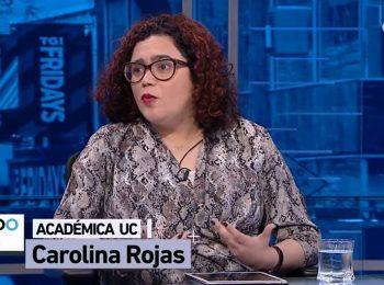 Mega Plus: entrevista a la profesora Carolina Rojas sobre el Barómetro Imagen País