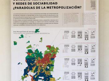 Exposición Proyecto Densidad residencial y redes de sociabilidad ¿Paradojas de la Metropolización?