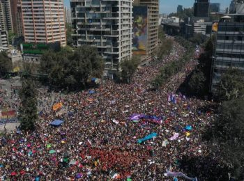Medios nacionales analizan asistencia a histórica marcha del 8M
