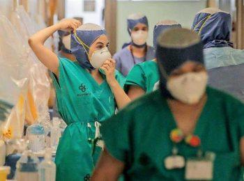 La Segunda: El aumento de desechos médicos que provoca el coronavirus (la otra pandemia)