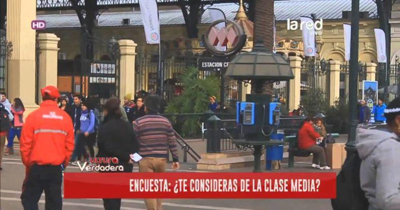 Construcción de la identidad de clase media en Chile: tensiones entre demandas de autenticidad.