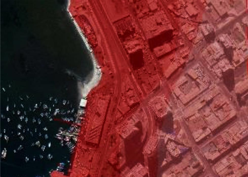 Análisis de la contribución de la morfología urbana a la resiliencia frente a inundación por tsunami