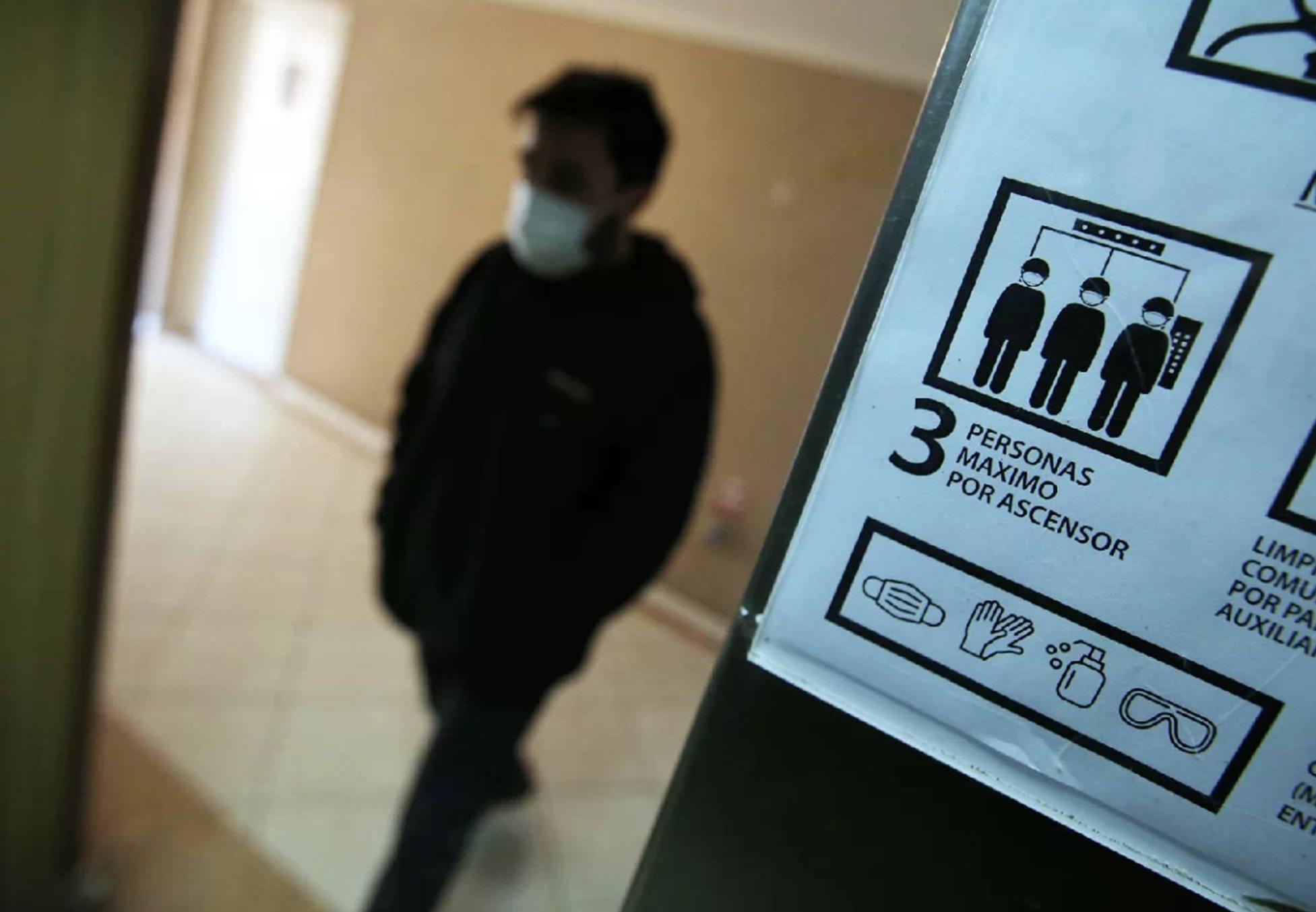 LUN: ¿Sabes con cuántas personas compartes ascensor en tu edificio?