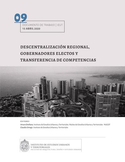 Descentralización regional, gobernadores electos y transferencia de competencias