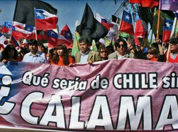 Geografía de la renta extractiva: Desigualdades territoriales y conflictos por la renta del cobre en Chile y Perú