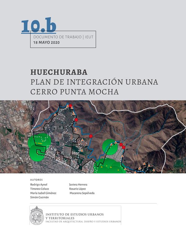 Serie Taller Integrado de Planificación – Huechuraba