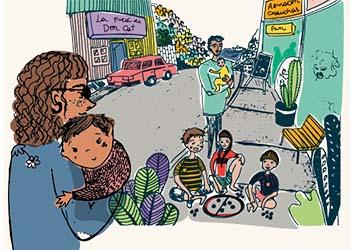 Ludotecas barriales: la reivindicación de la infancia en la ciudad, a raíz de un estudio de caso en Valparaíso