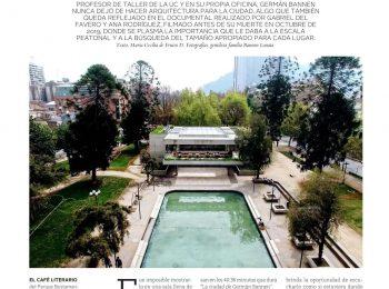 Vivienda y Decoración: «la dimensión adecuada de Germán Bannen»