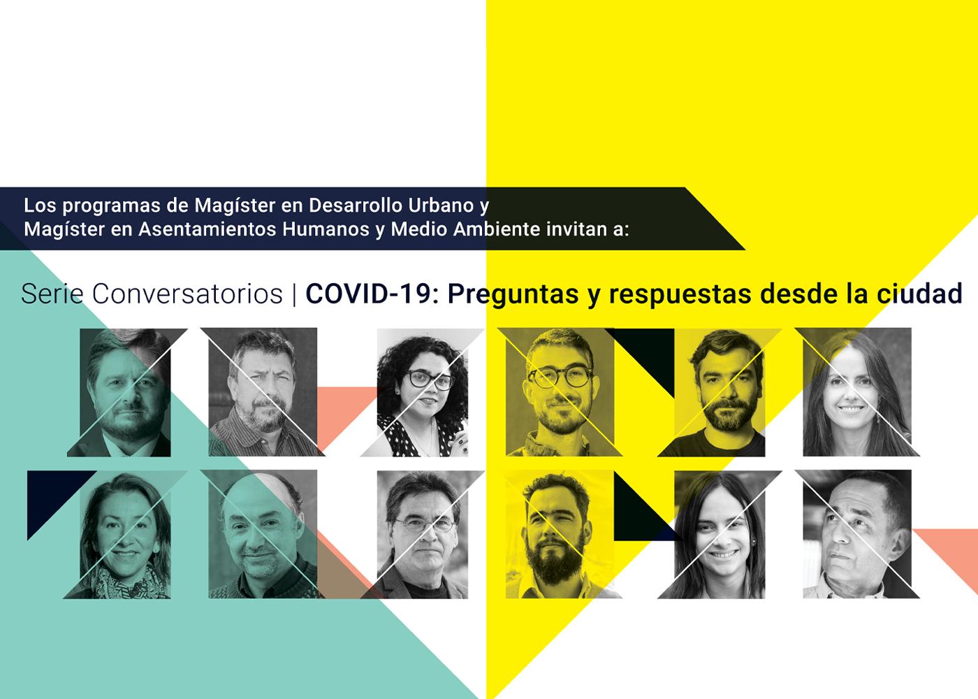 Revive aquí | Serie COVID-19: preguntas y respuestas desde la ciudad