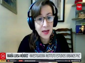 TVN: ¿Por qué Santiago y Providencia siguen en cuarentena?