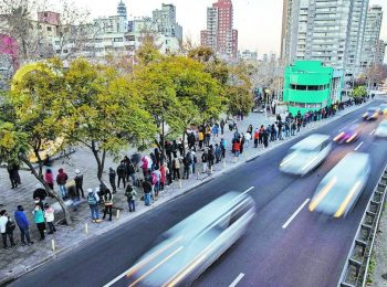 La Tercera: los nudos críticos de Santiago y Estación Central en la etapa de Transición