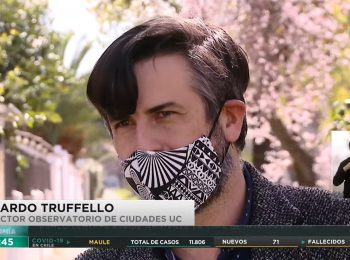 (Mega Reportajes) Hacinados: Situación crítica en ocho comunas de Santiago