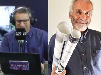 """Santiagoadicto: entrevista al profesor Oriol Nel-O, sobre el seminario IEUT """"Constitución y Ciudad"""""""