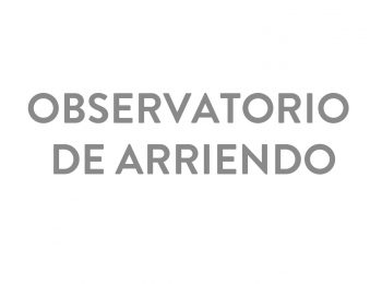 Núcleo observatorio del arriendo