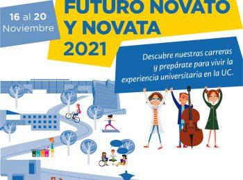 Planificación Urbana: charla de la profesora Magdalena Vicuña en la Expo Futuro Novato UC