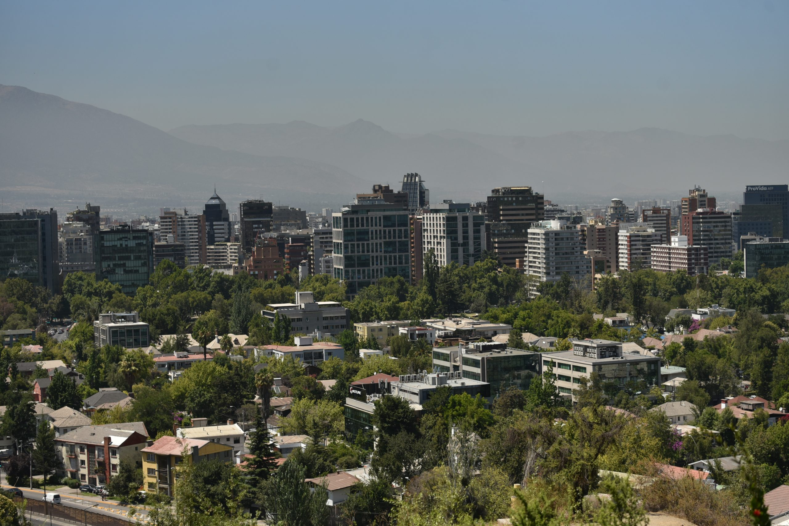 ¿Cómo ha evolucionado la calidad de vida urbana los últimos diez años en Chile?