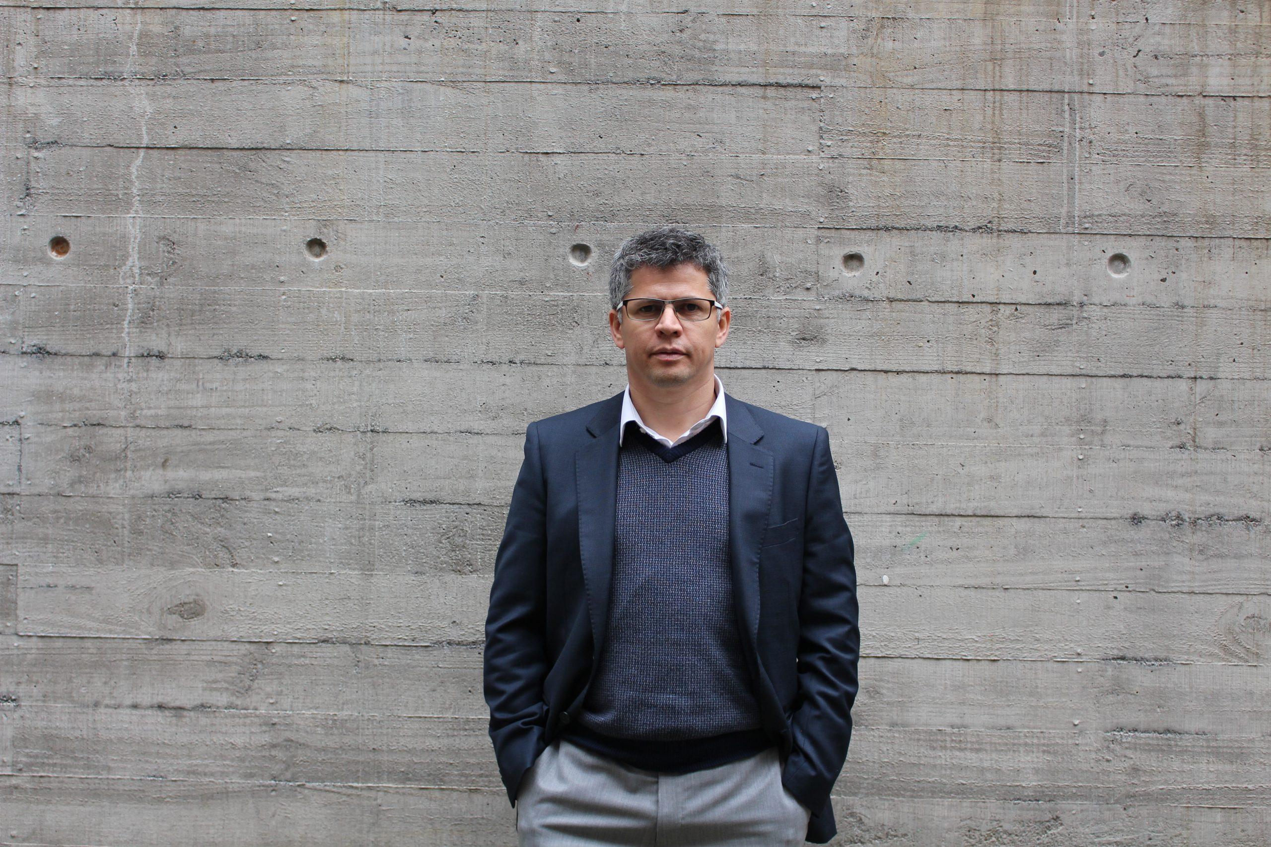 Profesor Luis Fuentes es reelecto como director del Instituto de Estudios Urbanos y Territoriales para el período 2021-2024