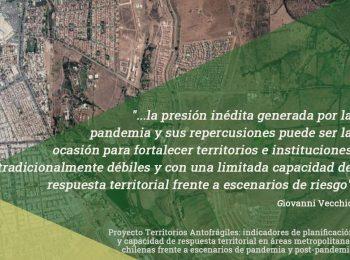 INVESTIGACIÓN | Covid-19 y ciudad: ¿Cómo está respondiendo la institucionalidad a escala metropolitana?