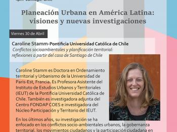 Planeación Urbana en América Latina: visiones y nuevas investigaciones