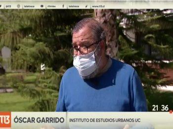 """Canal 13: Critican nuevas """"puertas de salida"""" de Metro Los Héroes"""
