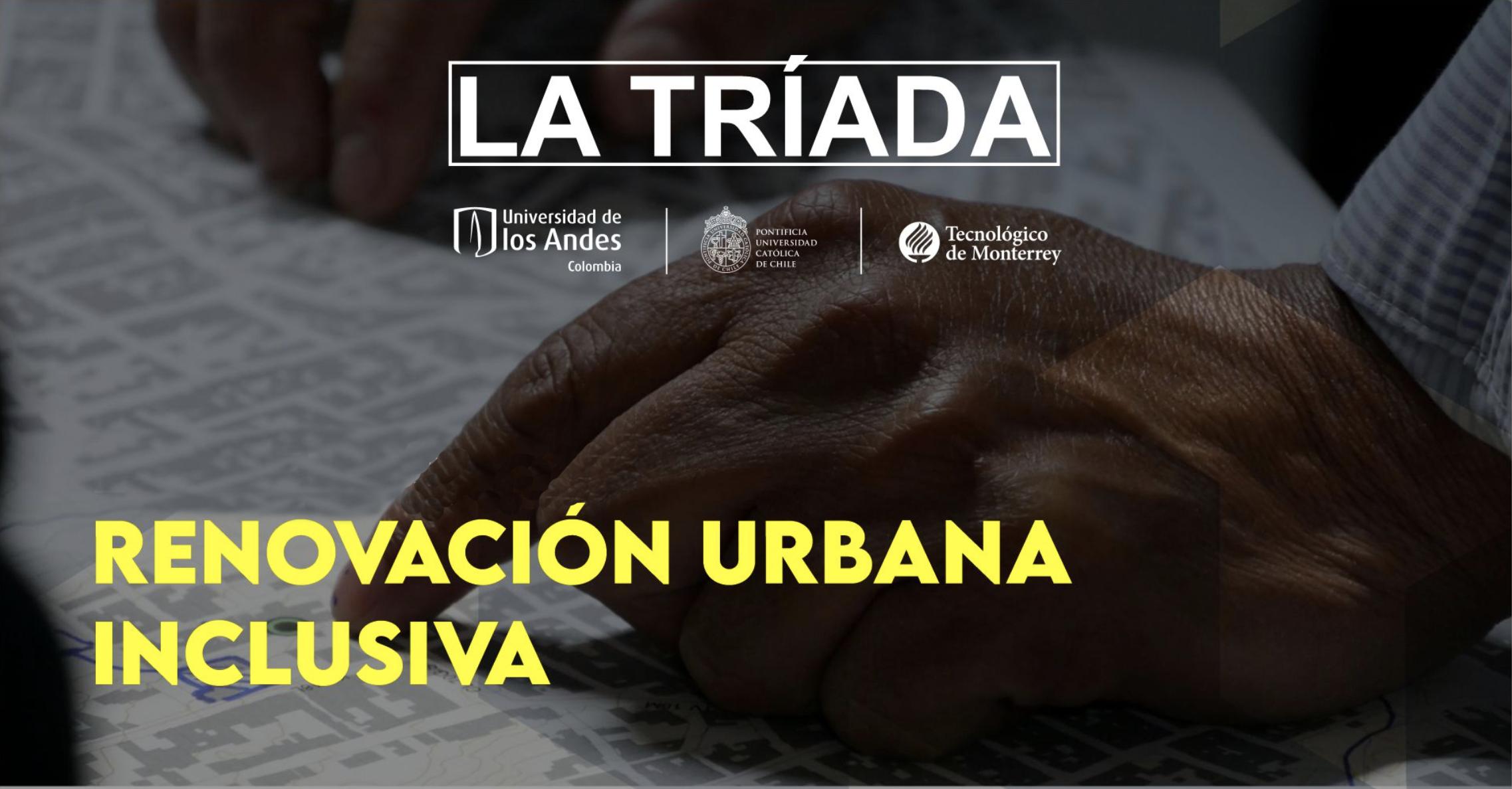 CURSO Internacional: Renovación Urbana Inclusiva