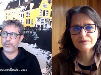 """""""Conversaciones Desastrozas"""": entrevista al profesor Roberto Moris, transmitida por canal 9 Concepción"""